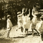A favorite dance enjoyed by many of the children at Pine Mountain.
