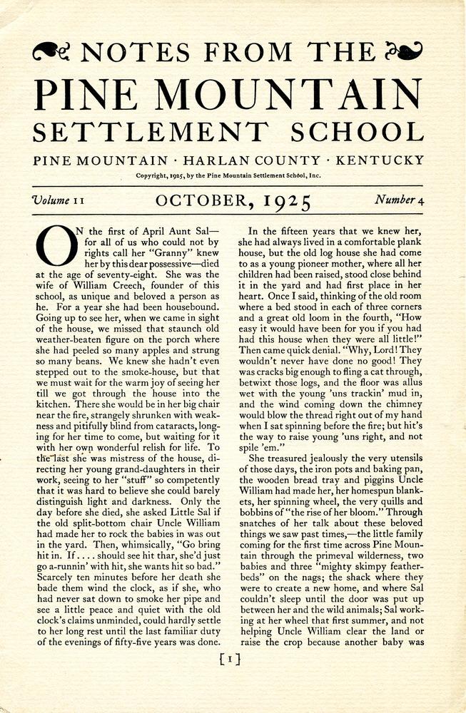DARWIN D. MARTIN 1925 Correspondence
