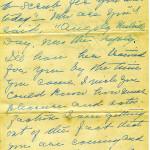 Angela Melville Correspondence.