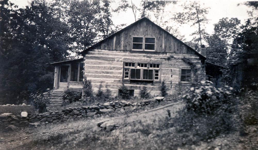 Line Fork Settlement Building