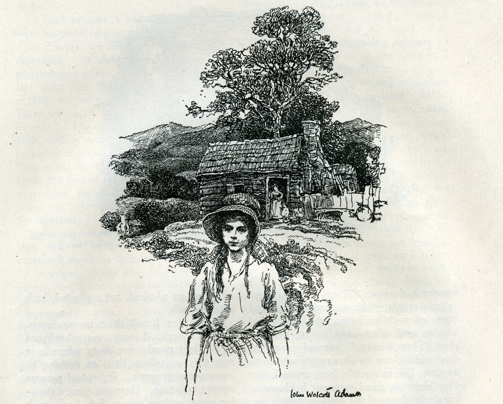 The Mountaineers: Our Own Lost Tribes, illus.