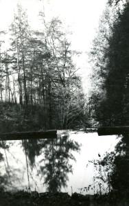 Reservoir. [Photo by Sally Loomis, 1930.] nace_1_054a.jpg