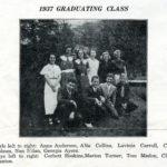 1937 Graduating Class
