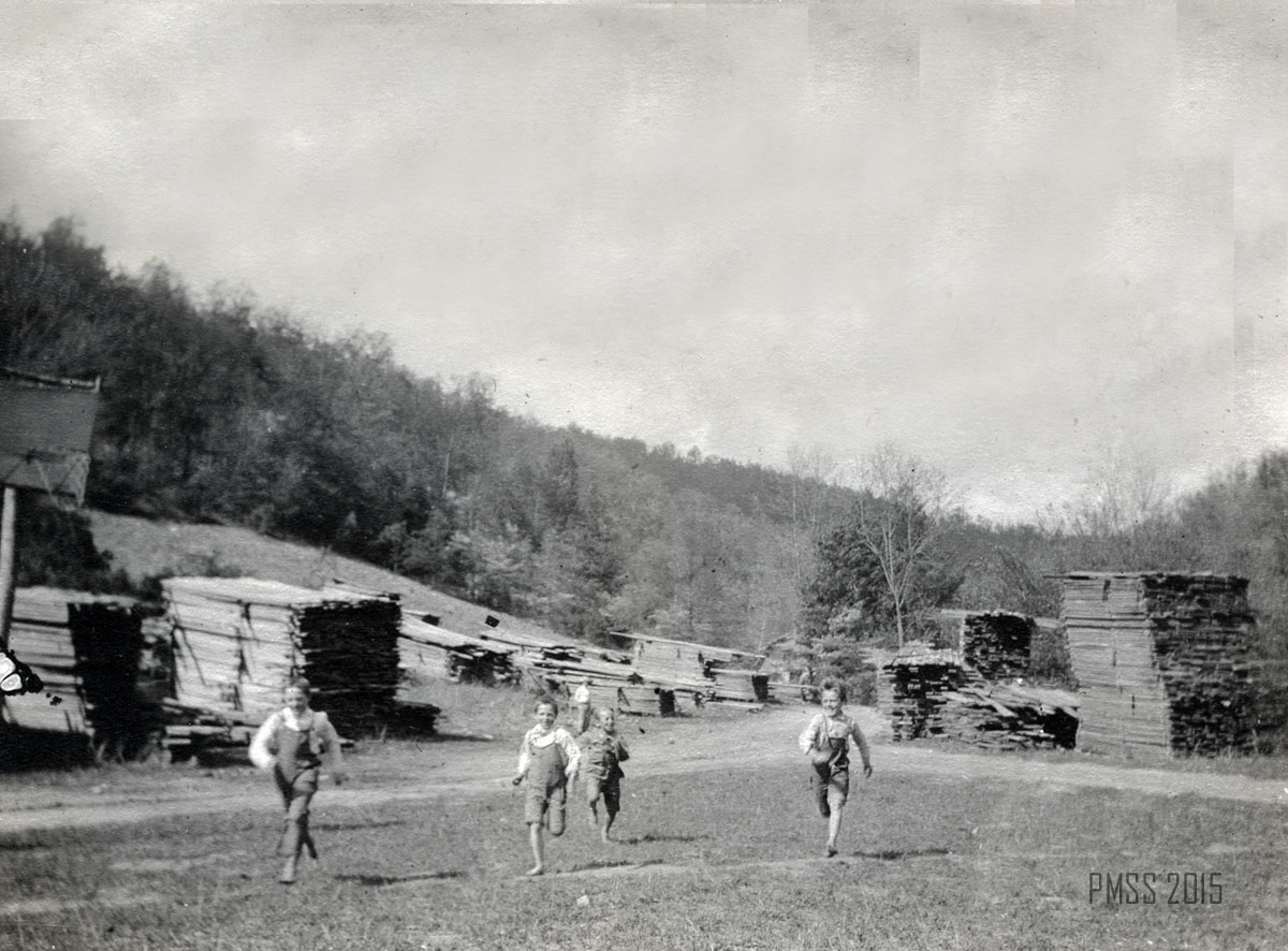 SAWMILL - PINE MOUNTAIN SETTLEMENT SCHOOL COLLECTIONS