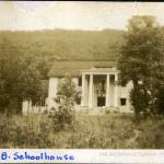 "Angela Melville Album II, Part I. ""1st M.S.B. Schoolhouse""[melv_II_album_010.jpg]"
