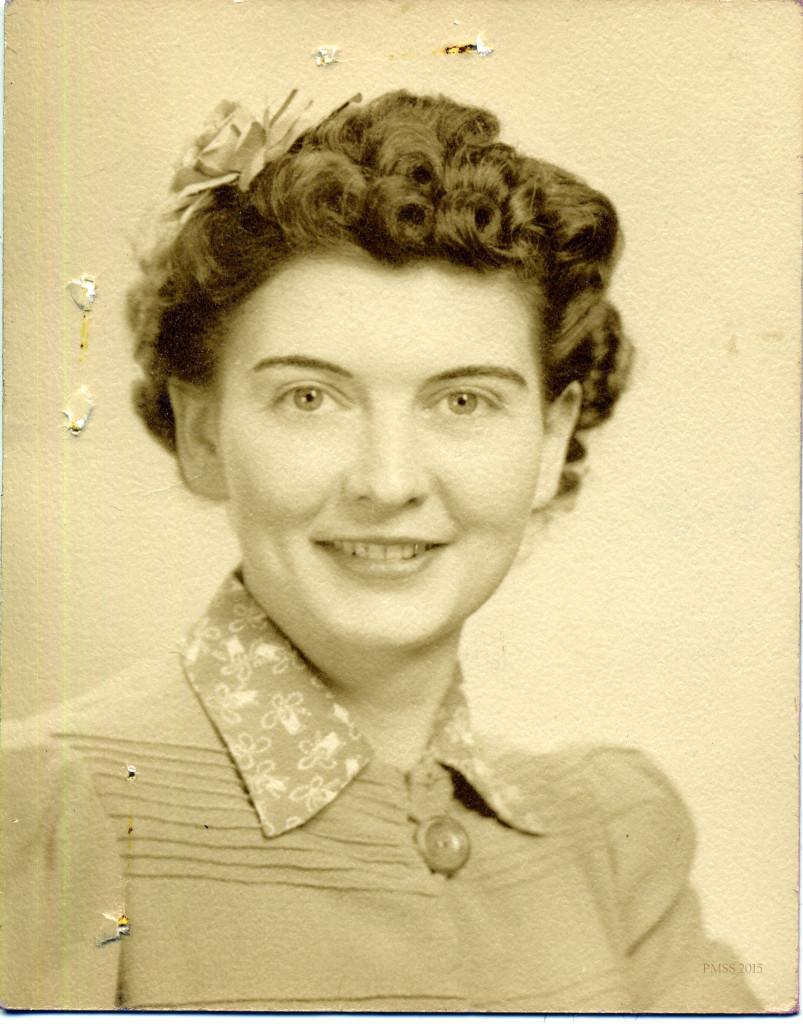 Maude Holbrook Correspondence.