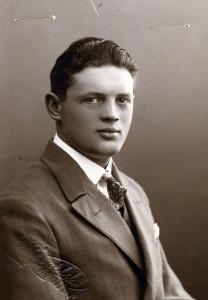 Peder Moller. PMSS Gardener and Farmer, 1930-1932. [moller_p_bio_057]