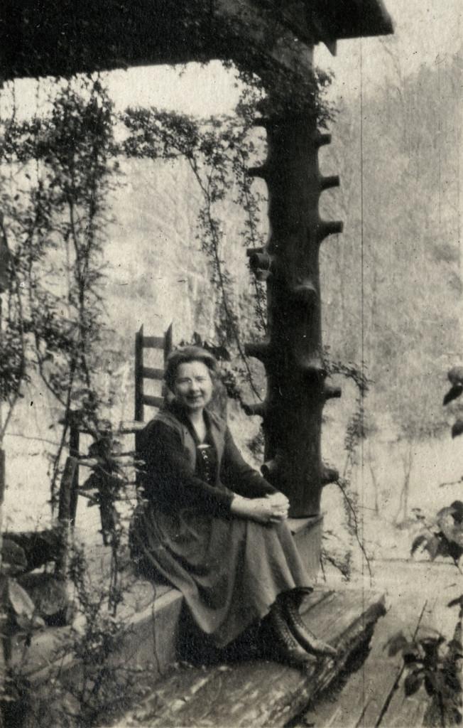 Mary Blackburn. Bookkeeper 1919-1920.