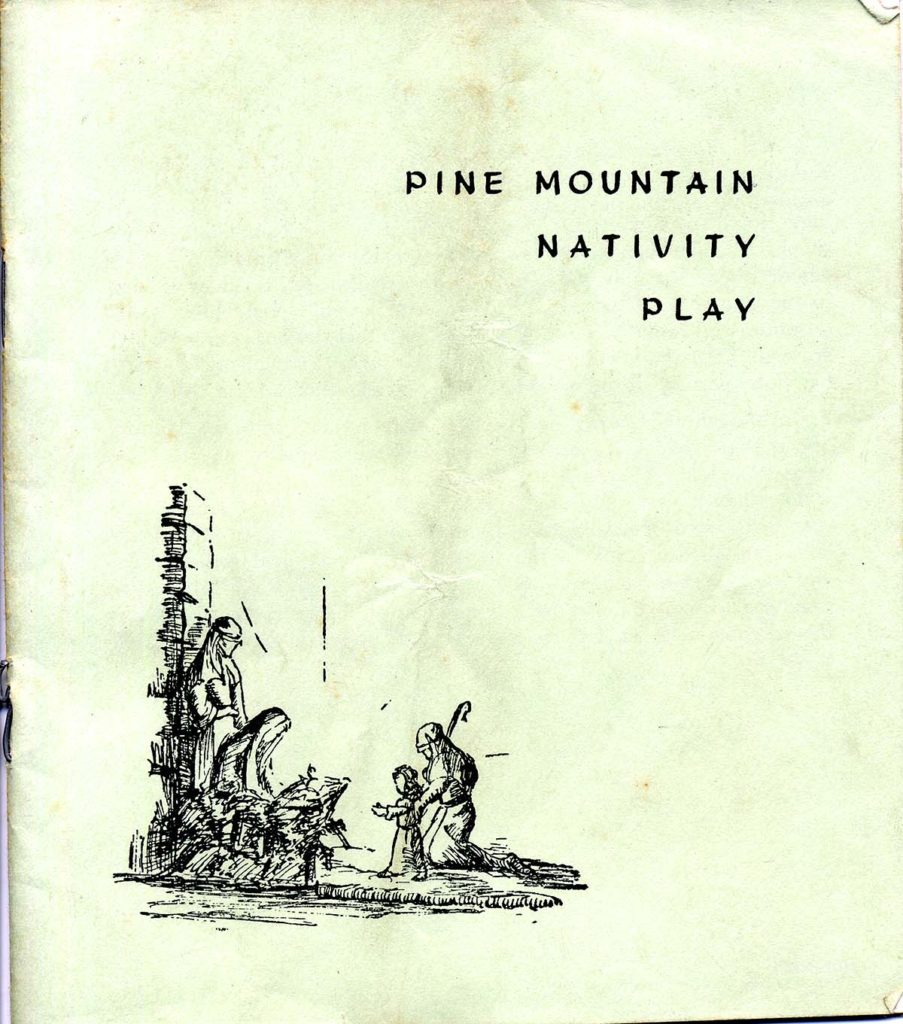 Simple Christmas Nativity Script