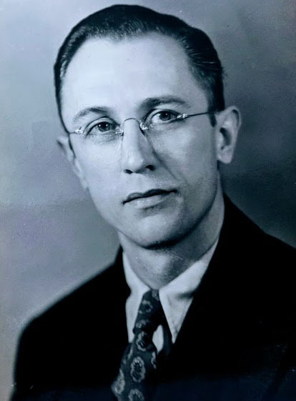 Fred J. Burkhard Staff