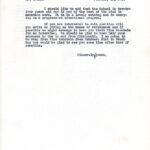 Dr and Mrs WILMER S LEHMAN Correspondence