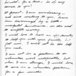 ANNA BROCKSCHLAGER Correspondence I