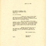 ADMIN General Correspondence External 1932 ADMIN General Correspondence External 1932 Southern Mountain Handicraft Guild