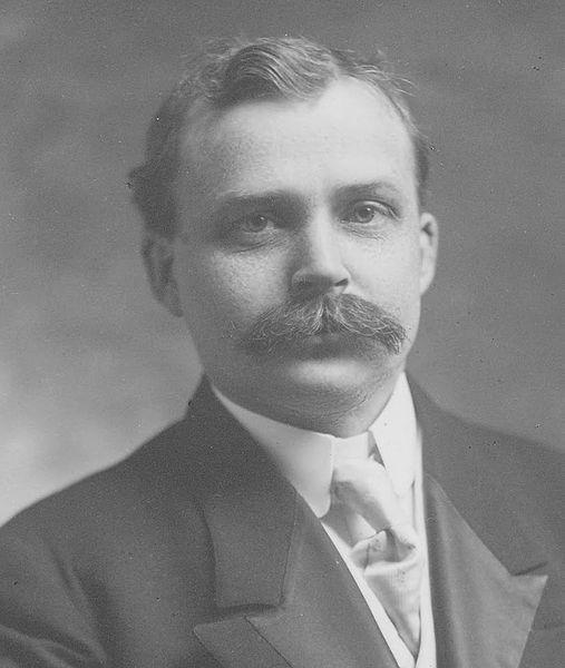 Darwin D. Martin, (1865-1935) Photo: Wikipedia Free Media Repository. Accessed 2021-05-2