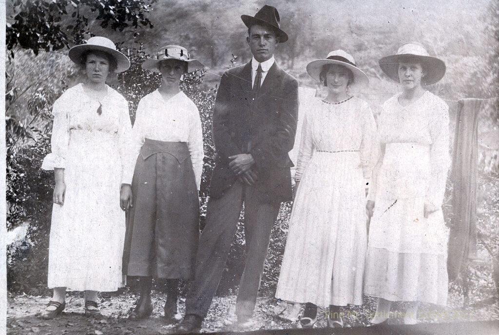 JAMES COLUMBUS AND EMILY HILL CREECH Photographs 100-178